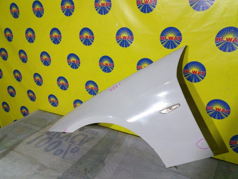 Крыло Bmw 323I E90 2004 переднее левое