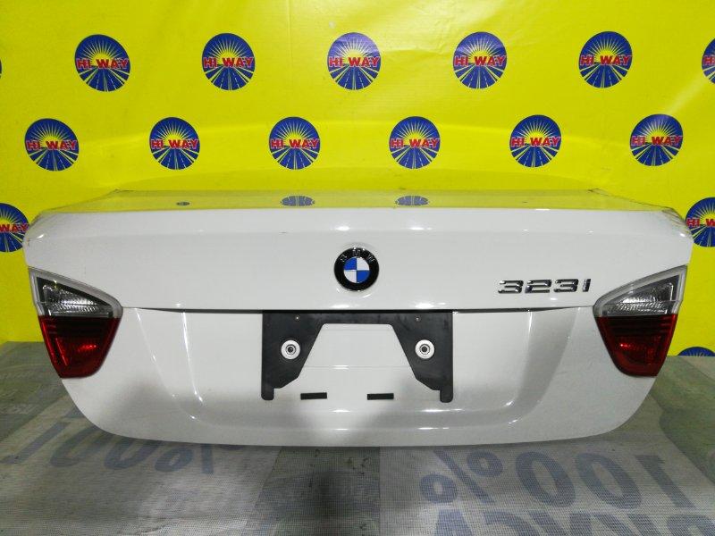 Крышка багажника Bmw 323I E90 N46B20 2004