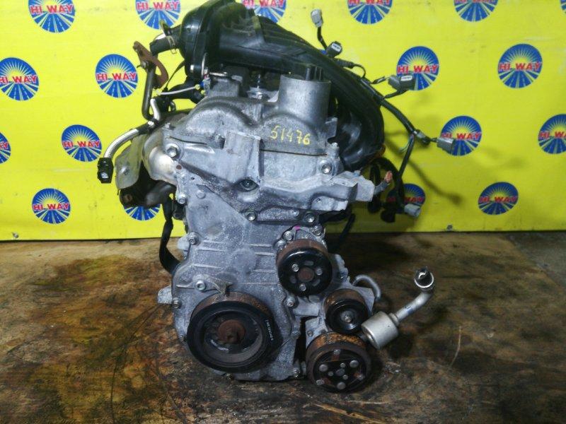 Двигатель Nissan Cube Z12 HR15DE 2004