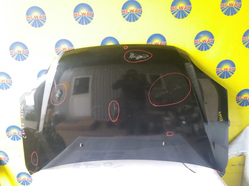 Капот Chevrolet Cruze HR52S 2001