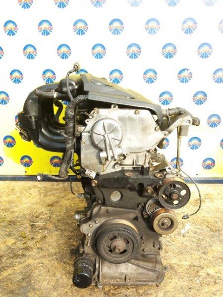 Двигатель Nissan Bassara JTNU30 QR25DE 2003