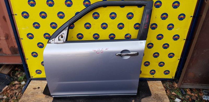 Дверь боковая Mazda Verisa DC5R ZY-VE 2004 передняя левая