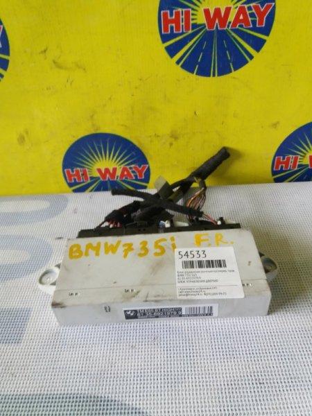 Блок управления дверьми Bmw 735I E65 передний правый