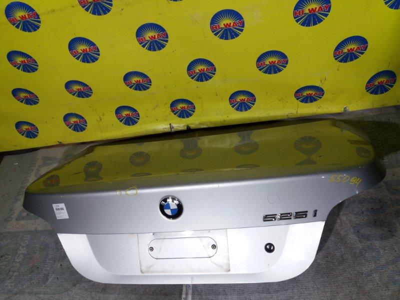 Крышка багажника Bmw 525I E60 N62B44A 2003
