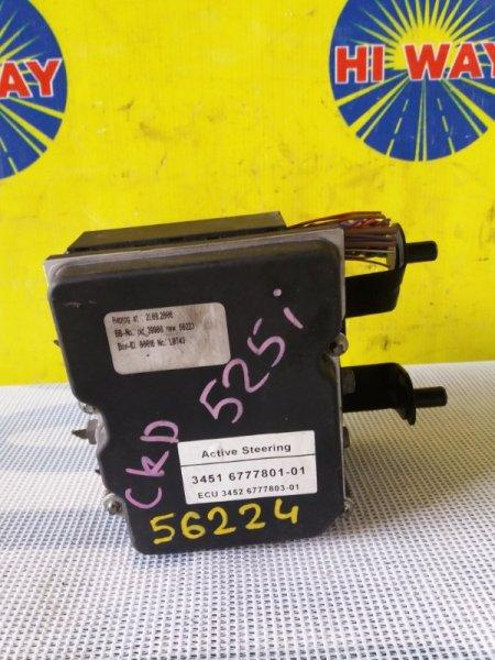 Блок abs Bmw 525I E60 N52B25AF