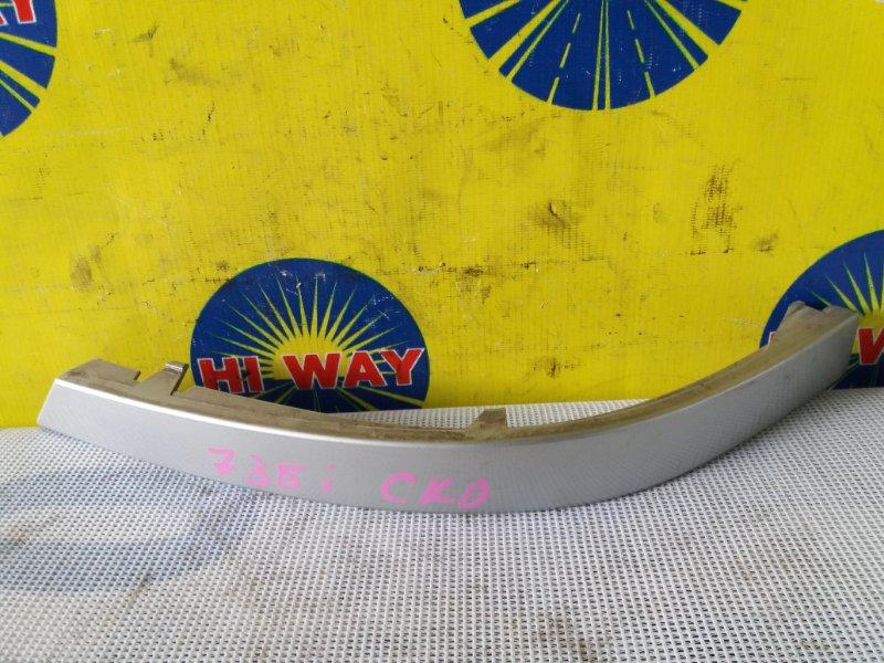 Планка под фонарь Bmw 735I E65 2001 задняя правая