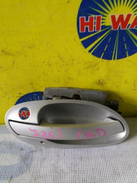 Ручка наружная Bmw 735I E65 2001 передняя правая