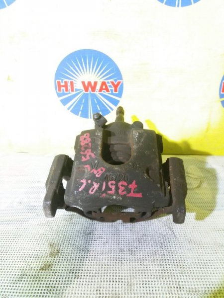 Суппорт Bmw 735I E65 N62B36 задний левый