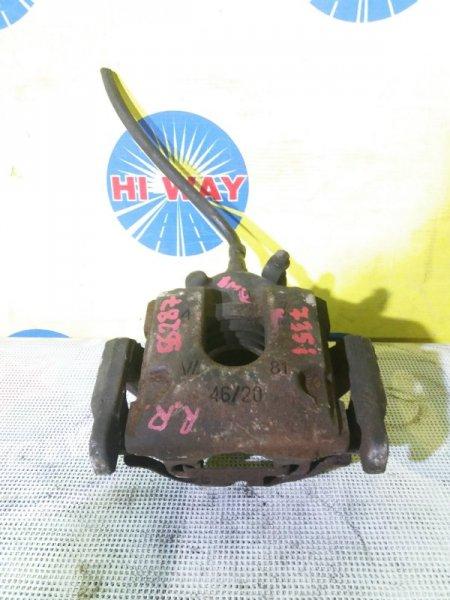 Суппорт Bmw 735I E65 N62B36 задний правый