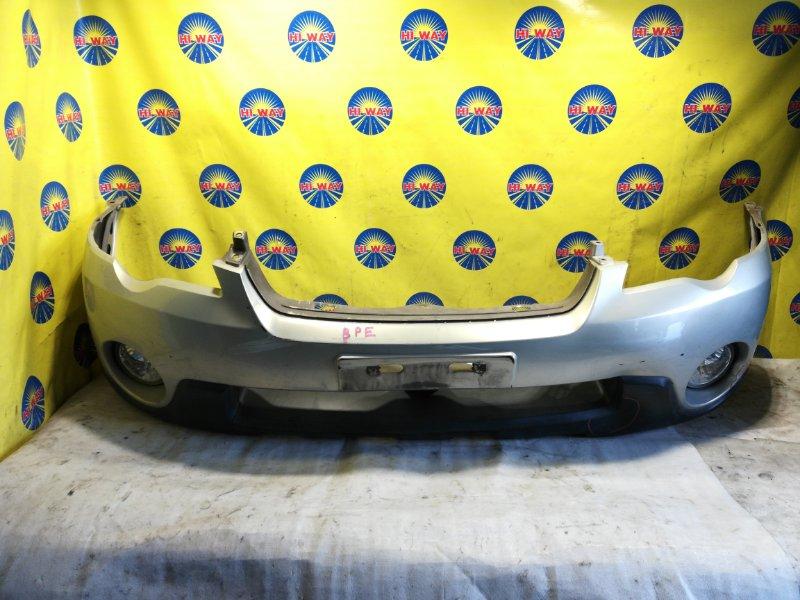 Бампер Subaru Legacy Outback BPE 2003 передний