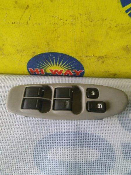 Блок управления стеклоподъемниками Nissan Tino V10 1998 передний правый
