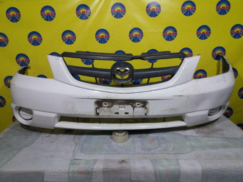 Бампер Mazda Tribute EPEW 2003 передний