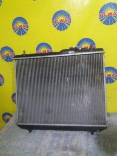 Радиатор двс Daihatsu Terios Kid J131G EF-DEM 2000