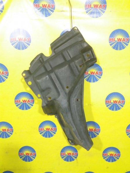 Защита двс Nissan Bassara JU30 1998 передняя правая