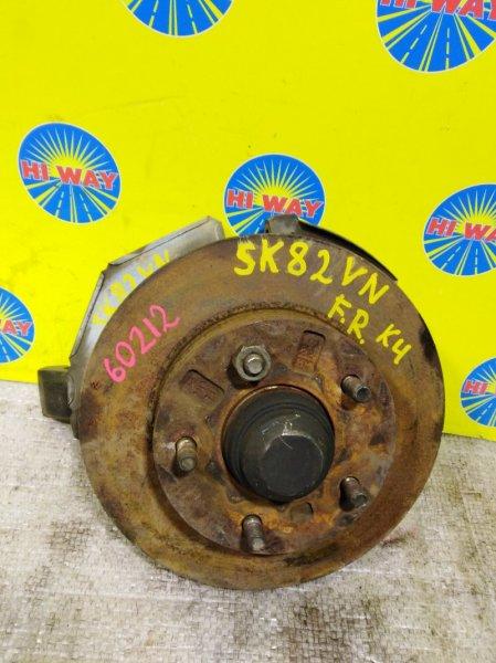 Ступица Nissan Vanette SK82VN 1999 передняя правая