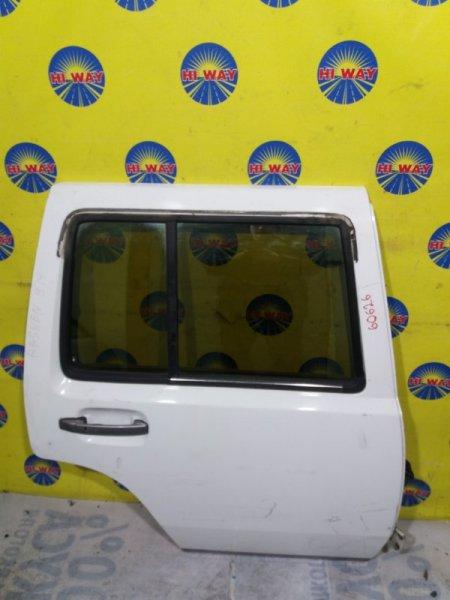 Дверь боковая Nissan Rasheen RFNB14 GA15DE 1994 задняя правая