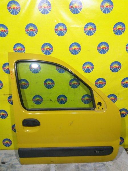 Дверь боковая Renault Kangoo KC 2003 передняя правая
