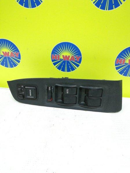 Блок управления стеклоподъемниками Honda Torneo CF4 1997 передний правый