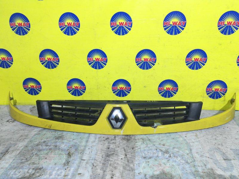 Решетка радиатора Renault Kangoo KC 2003