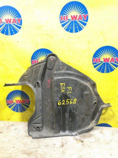 Защита двс Nissan Awenir PW11 1998 передняя левая