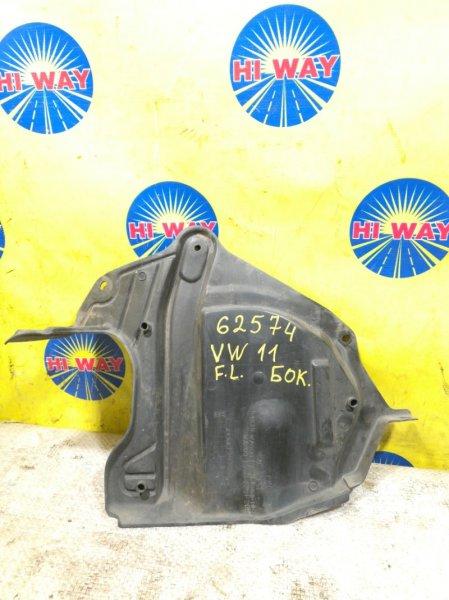 Защита двс Nissan Expert VW11 1999 передняя левая