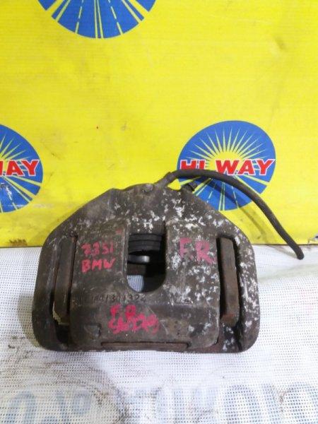 Суппорт Bmw 735I E65 N62B36 передний правый