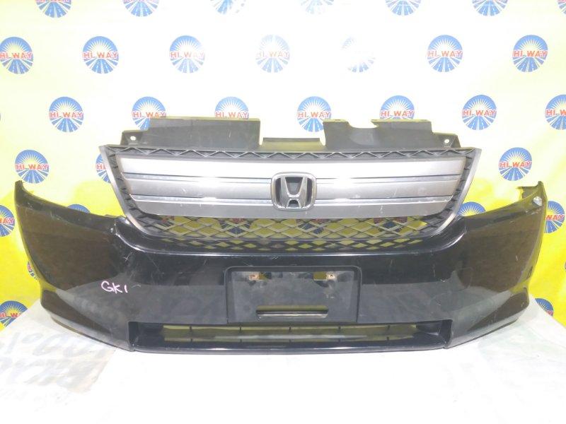 Бампер Honda Mobilio Spike GK1 2005 передний