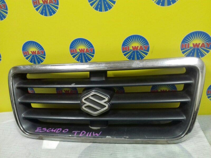 Решетка радиатора Suzuki Escudo TD11W 1994