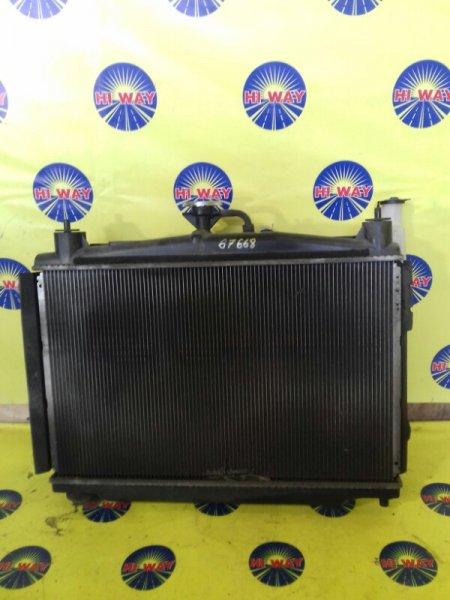 Радиатор двс Mazda Demio DE5FS ZY-VE 2007 передний