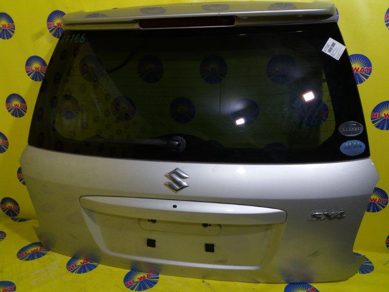 Дверь задняя Suzuki Sx4 YA11S 2006 задняя