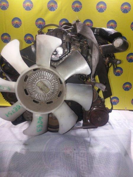 Двигатель Mmc Canter FB500A 4G63 1993