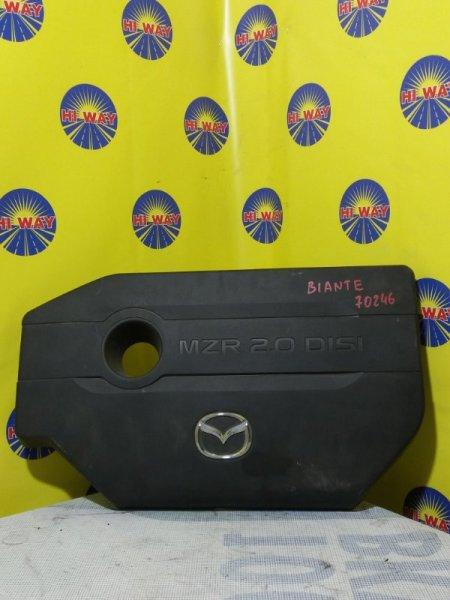 Крышка на двигатель декоративная Mazda Biante CCEAW LF-VD 2008