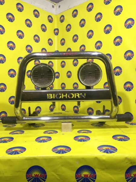 Кенгурятник Isuzu Bighorn UBS25 1`993 передний