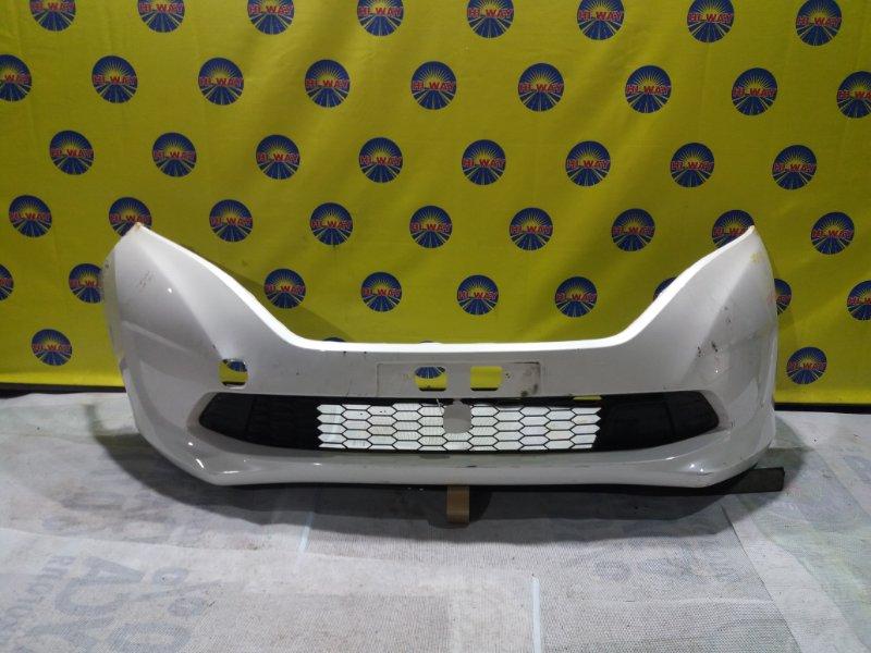 Бампер Honda Freed GB7 2016 передний