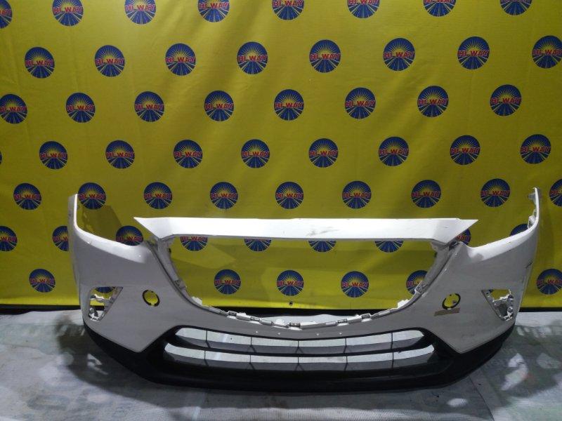 Бампер Mazda Cx-3 DKEFW 2014 передний