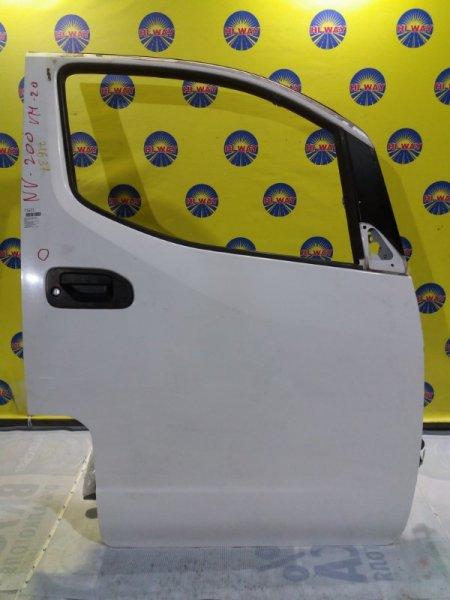 Дверь боковая Nissan Nv200 VM20 2009 передняя правая