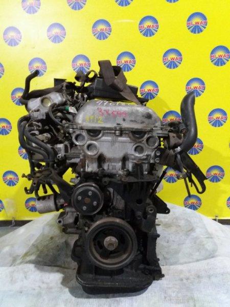 Двигатель Nissan Liberty PM12 SR20DE 1998