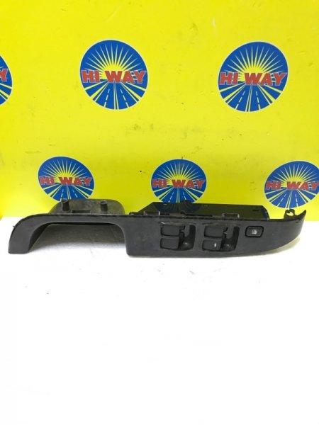 Блок управления стеклоподъемниками Mmc Airtrek CU4W 2001 передний правый