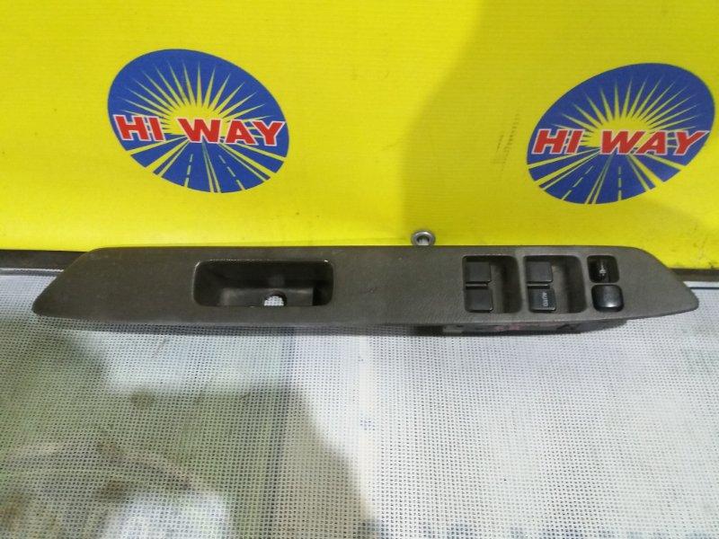Блок управления стеклоподъемниками Nissan Rasheen RHNB14 1994 передний правый