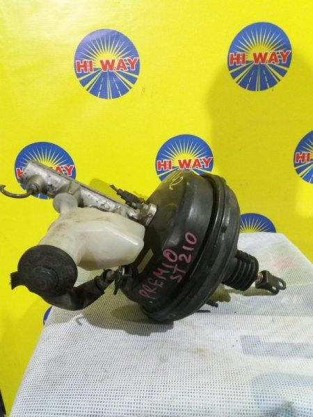 Главный тормозной цилиндр Toyota Corona Premio ST210 3S-FSE 1996