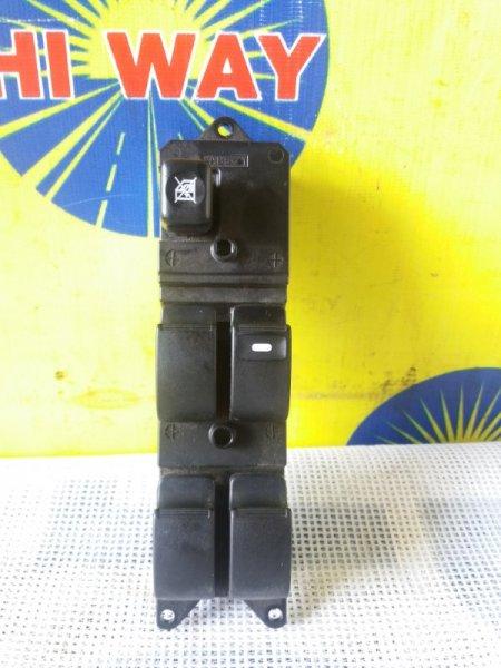 Блок управления стеклоподъемниками Mmc Ek Wagon H81W 2004 передний правый