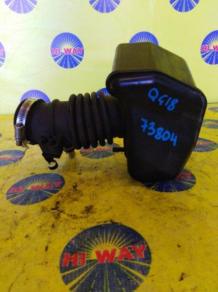 Патрубок воздушного фильтра,гофра воздушного фильтра Nissan Blueberd Sylphy QG10 QG18DE 2000