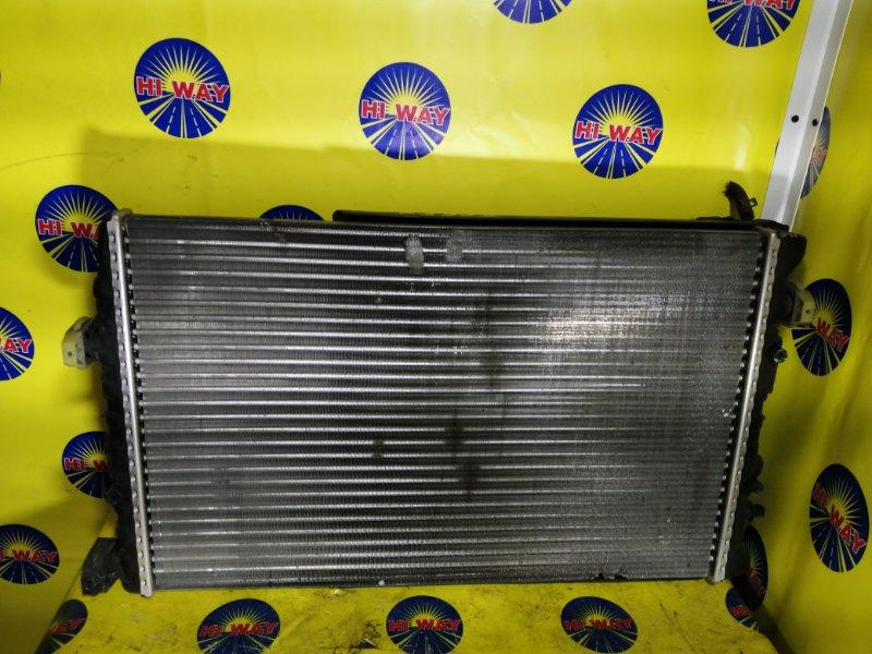 Радиатор двс Volkswagen Polo 9N3 BUD 2005