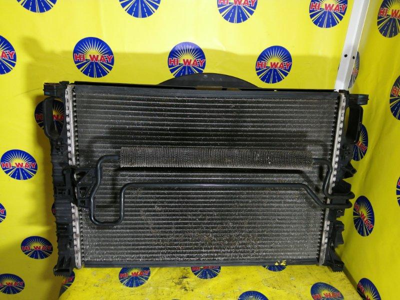 Радиатор двс Mercedes-Benz E240 W211 112913 2002