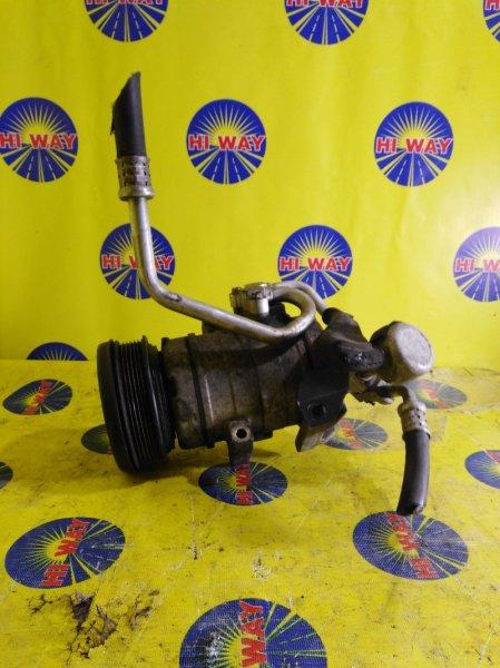 Компрессор кондиционера Mazda Mpv LY3P L3-VDT 2006