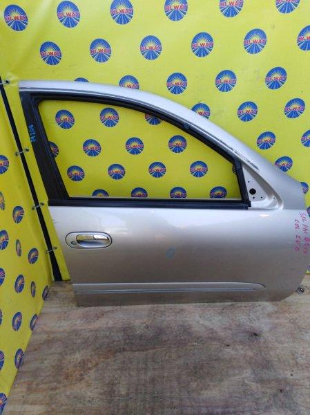 Дверь боковая Nissan Blueberd Sylphy FG10 2003 передняя правая