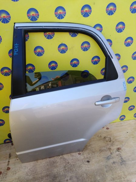 Дверь боковая Suzuki Sx4 YA11S 2006 задняя левая