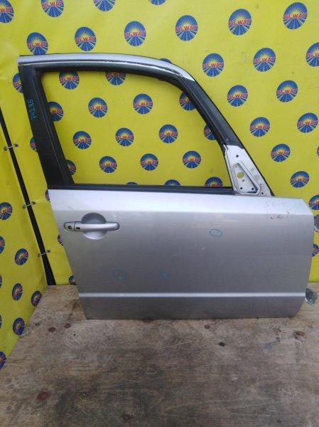 Дверь боковая Suzuki Sx4 YA11S 2006 передняя правая