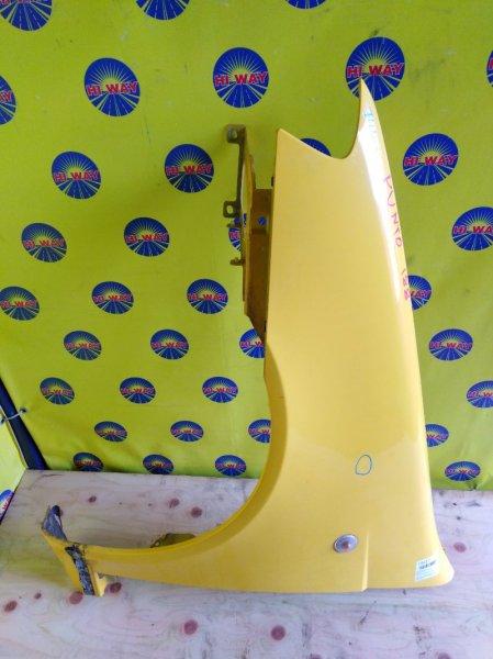 Крыло Fiat Punto 188 1999 переднее левое