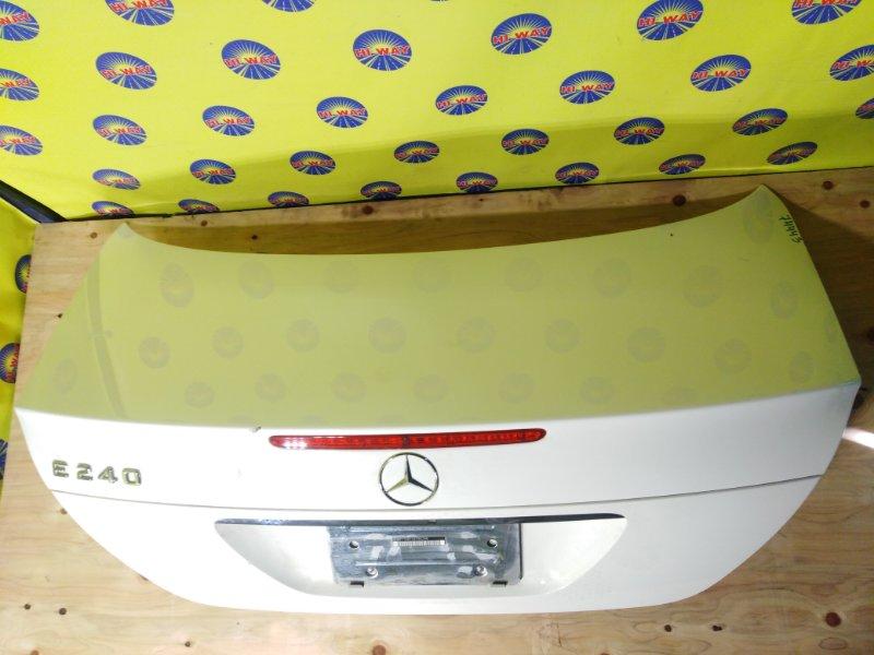 Крышка багажника Mercedes-Benz E240 W211 2002